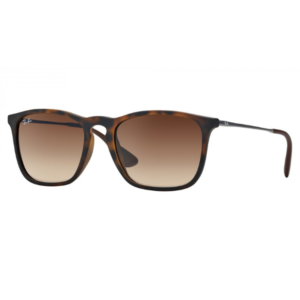 Ray Ban Chris RB4187 Marron Degrade Tortoise